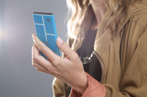 Motorola will modulares Smartphone bauen: Ara