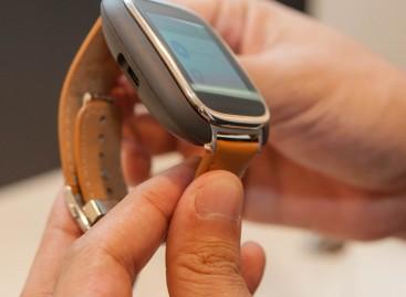 IFA 2014: Asus stellt Zenwatch vor