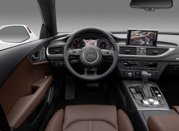 Audi connect: Online Update der Navigationskarten