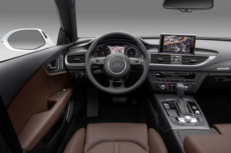 Audi connect: Online Update der Navigationskarten