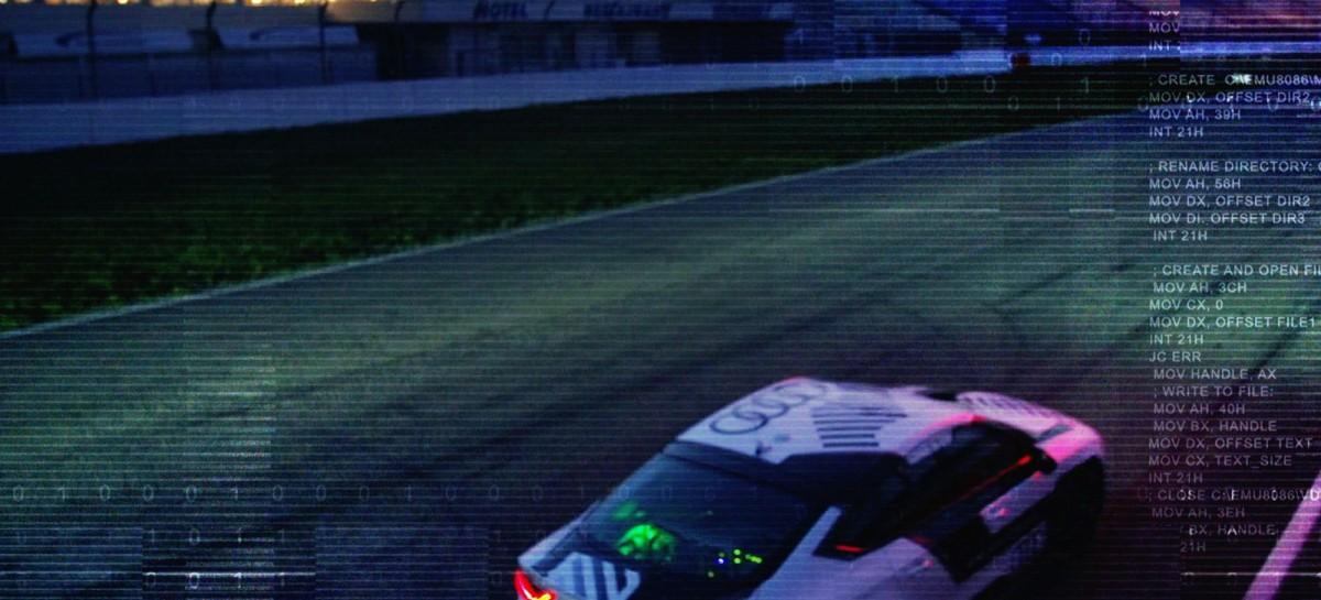 Audi zeigt schnellstes selbstfahrendes Auto am 19. Oktober 2014