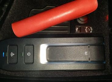 Test des BMW ConnectedDrive Hotspots in Sixt Fahrzeugen