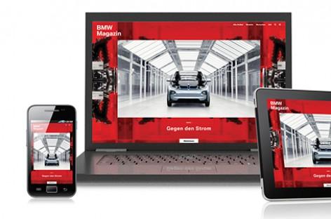 BMW Magazin jetzt auch als App für Android
