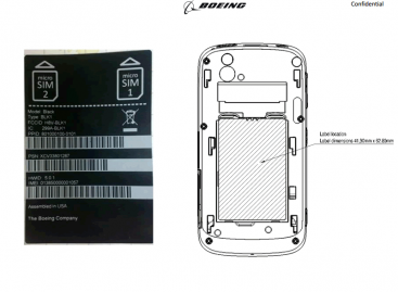 Boeing Black: Flugzeugbauer mit eigenem Smartphone