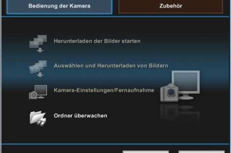 Canon Software ohne CD installieren