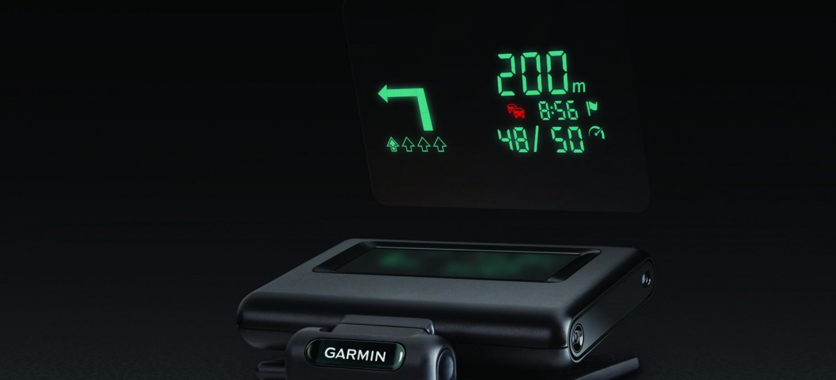 [Review] Garmin HUD