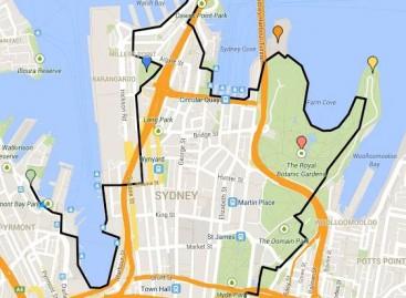 Google Maps Engine App