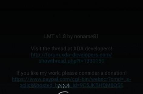 LMT Launcher erweitert euren aktuellen Launcher um ein paar coole Funktionen [root]