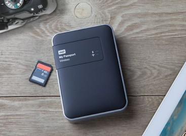 IFA 2014: WD My Passport Wireless vorgestellt