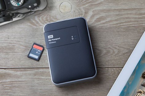 IFA 2014: WD My Passport Wireless vorgestellt