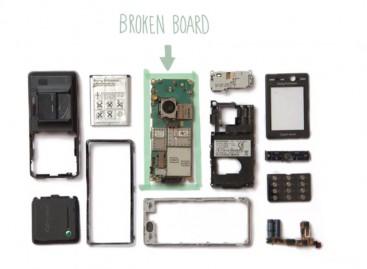 Das neue ultimative Smartphone besteht aus Blöcken