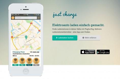 PlugSurfing – Aufladen des Elektroautos einfach gemacht
