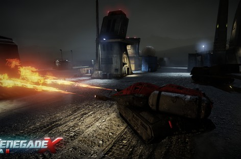 Renegade X beta 3 verfügbar