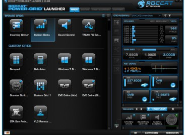 Roccat Power Grid – Erweitert euer Gaming-Erlebnis