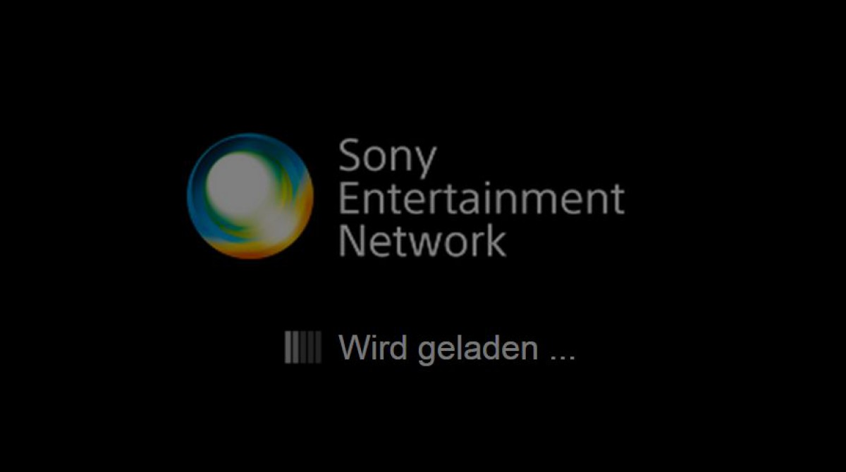 Streamen vom Sony Entertainment Network