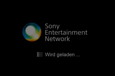 Streamen vom Sony Entertainment Network
