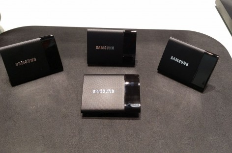 IFA 2014: Samsung zeigt ultra kleine und leichte SSDs