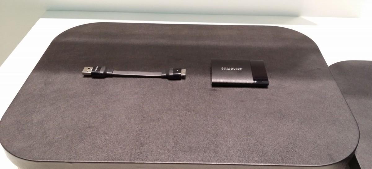 Samsung Portable SSD's bald verfügbar
