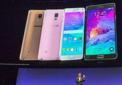 Samsung Press Conference