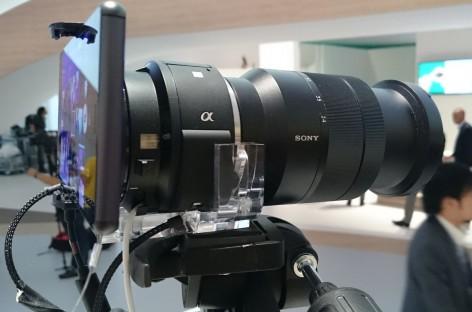 IFA 2014: Sony zeigt QX1 & QX30