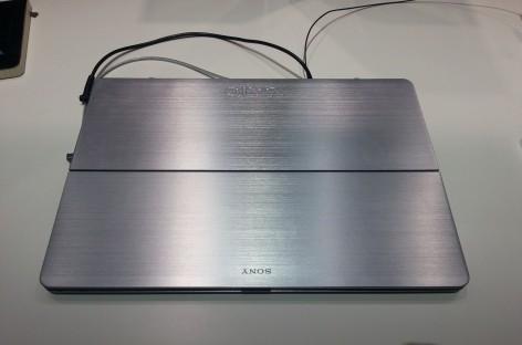 IFA: Sony Vaio Fit multi-flip auf der IFA vorgestellt