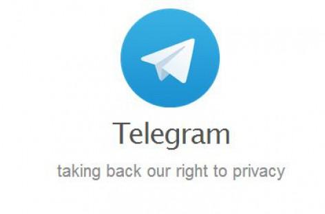 Telegram Messenger mit verschlüsselten Nachrichten und Selbstzerstörungsmodus