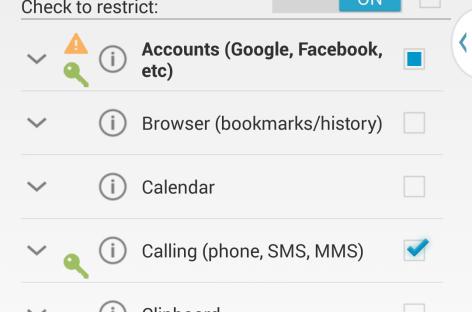 Privatssphäre, Sicherheit und Berechtigungen unter Android im Griff