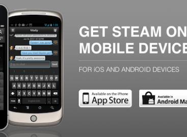 Steam App für iOS und Android
