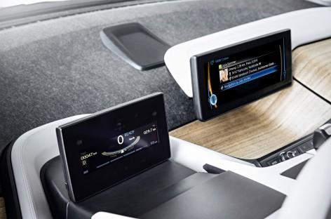 BMW integriert die Mitfahrzentrale flinc in den BMW i3