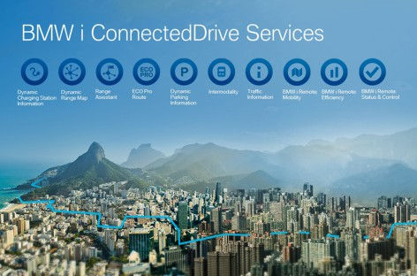 BMW ConnectedDrive: Innovationen 2013