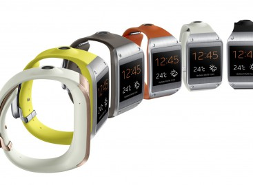 IFA: Samsung Galaxy Gear – Samsung Smartwatch
