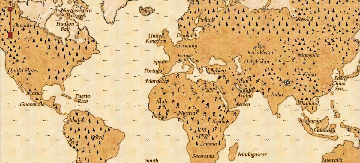 Google Maps: Die Welt als Schatzkarte