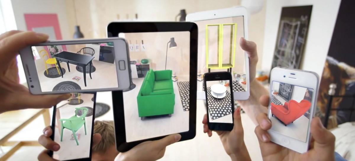 Ikea Katalog 2014 mit Augmented Reality