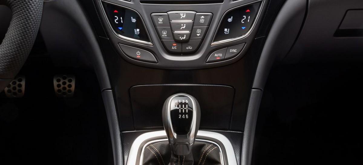 Der neue Opel Insignia mit IntelliLink
