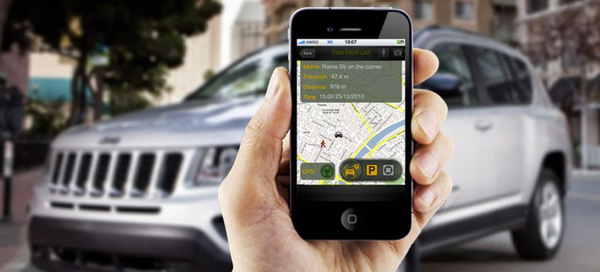 Jeep released offizielle Jeep Mobile App