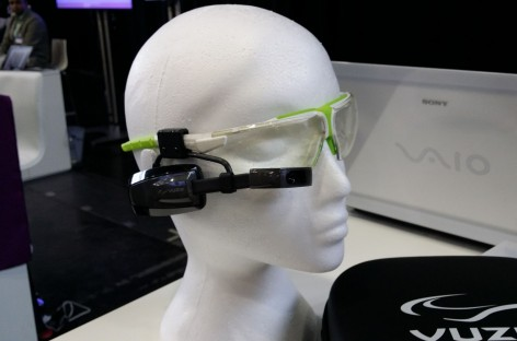 "Vuzix zeigt ""Borg""-Glasses und Google Glass Konkurent"