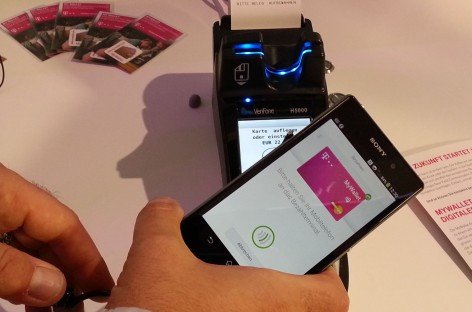 IFA: Telekom MyWallet kurz vor dem Launch
