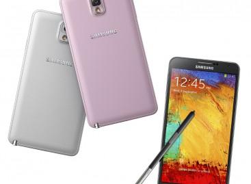 IFA: Samsung stellt Galaxy Note 3 vor