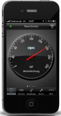 Opel OPC App 2