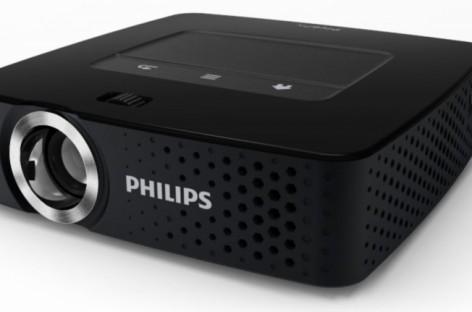 Philips PicoPix: neuer Prototyp auf der IFA mit W-LAN vorgestellt
