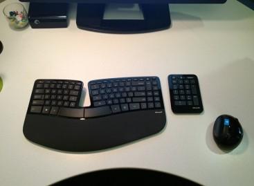Microsoft Sculpt Ergonomic und Comfort Tastatur/Maus vorgestellt