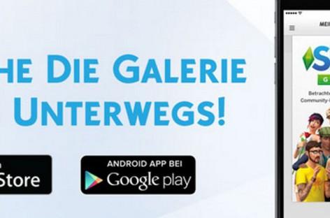 Sims 4 Galerie App