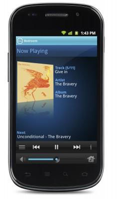 Sonos-Controll-Android