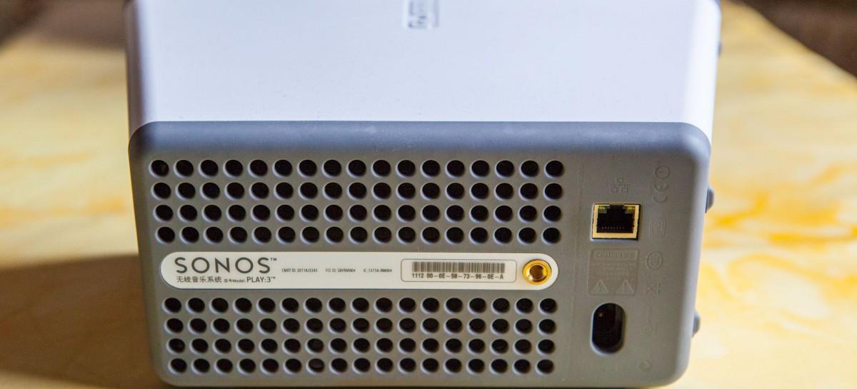 Sonos als LAN-AccesPoint