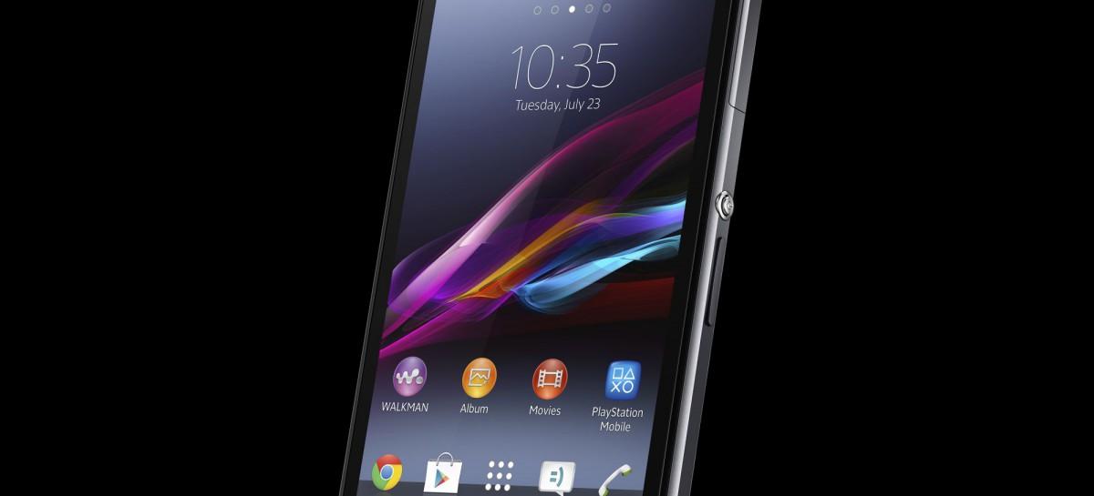 IFA: Sony stellt Xperia Z1 vor