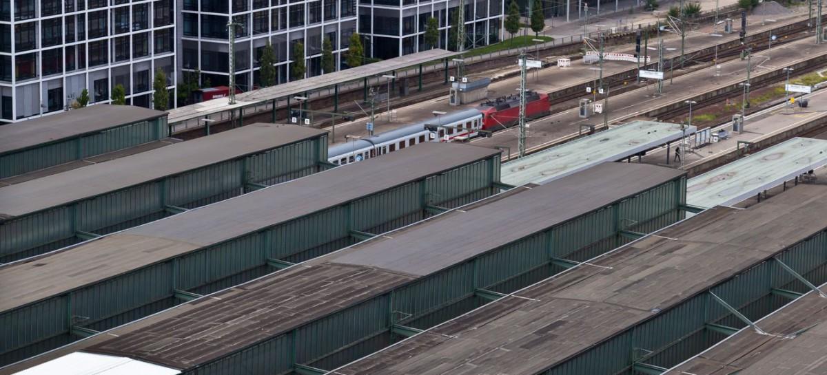 30 Minuten gratis W-LAN surfen an DB Bahnhöfen
