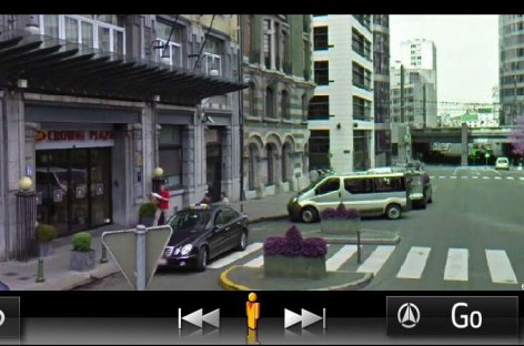 Toyota integriert Google Street View und Panoramio ab 2014 ins Navigationssystem