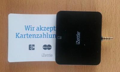 iZettle-Card-Reader