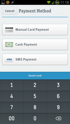 iZettle-Payment-Method