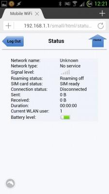 mobileview-status